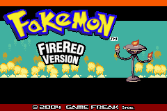 pokemon fakemon firered