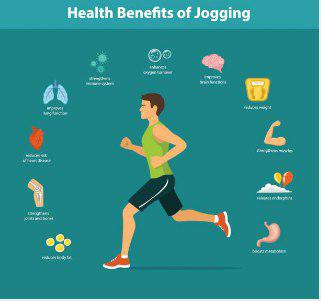 The benefits of running for the body