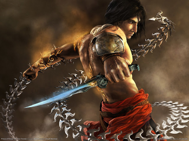 Prince of Persia Two Thrones Story