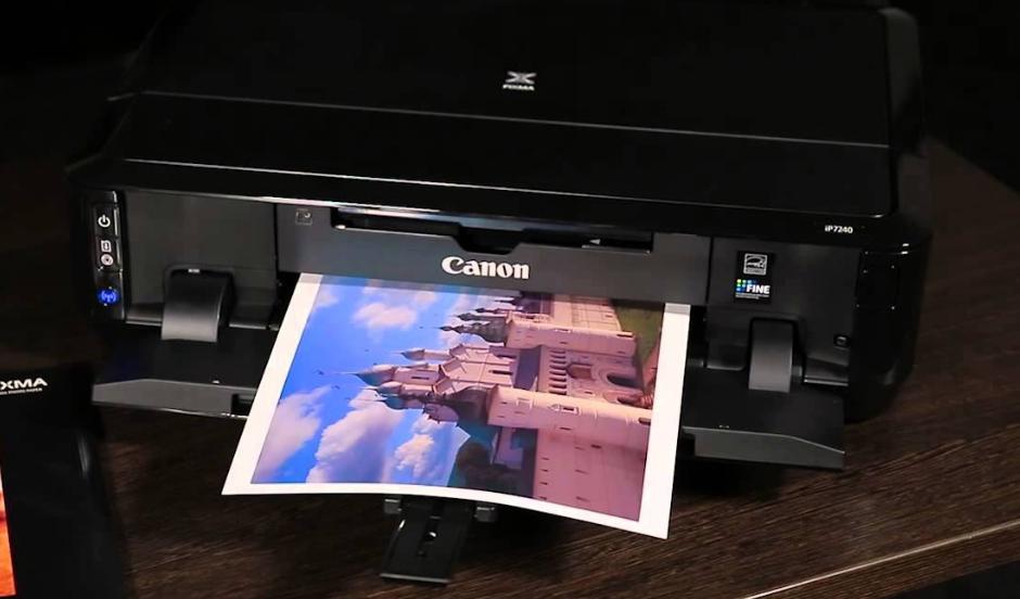 Скачать драйвер для canon pixma ip7240
