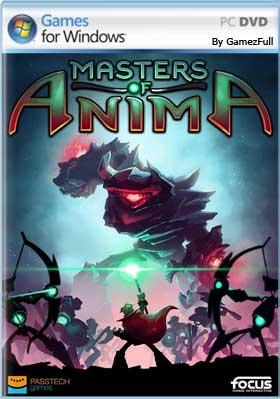 Masters of Anima PC [Full] Español [MEGA]