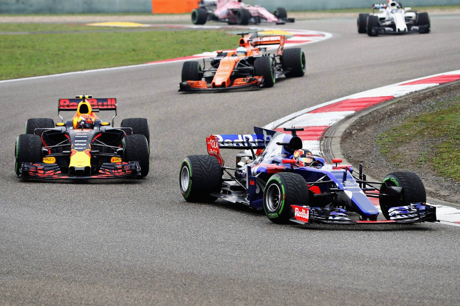 Toro Rosso Won't Take Honda's F1 Engines Either | Carscoops