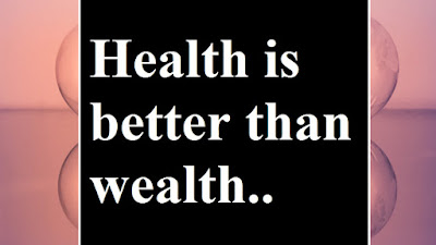 Health short quotes of the day