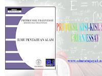 Prediksi, Kisi-kisi, dan contoh soal uraian/Essay USBN IPA SD dan pembahasannya