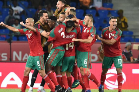 نجم منتخب المغرب يقترب من الاهلى