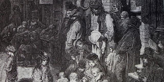 Φτώχεια στη βικτωριανή Αγγλία / Victorian England poverty