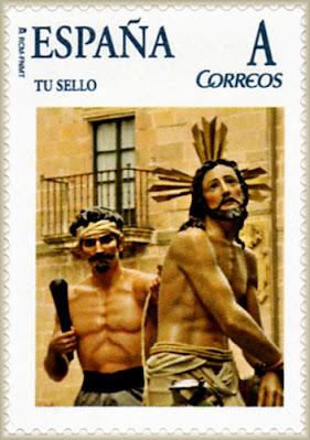 Avilés, Santo Cristo, Rivero, sello, personalizado, tu sello