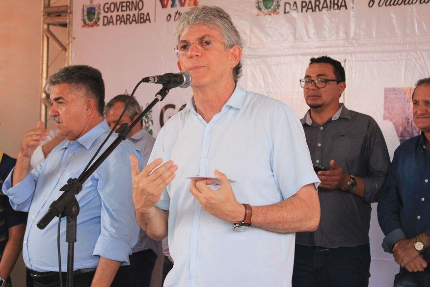 Justiça aceita nova denúncia do MPPB contra Ricardo Coutinho na Calvário