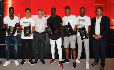Benfica Formação Campeões Europeus
