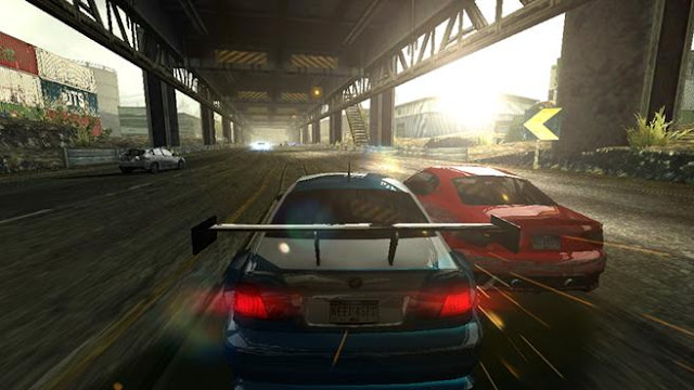 Need For Speed Most Wanted: NFS MW Apk SD Data - HDDROID