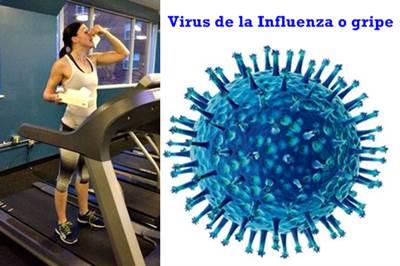 Evita hacer ejercicio con gripe para no poner en riesgo tu salud