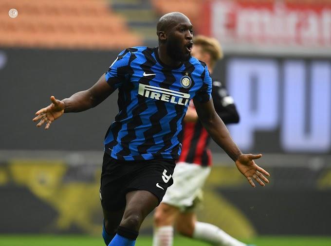 L'Inter vince il derby e tenta la fuga