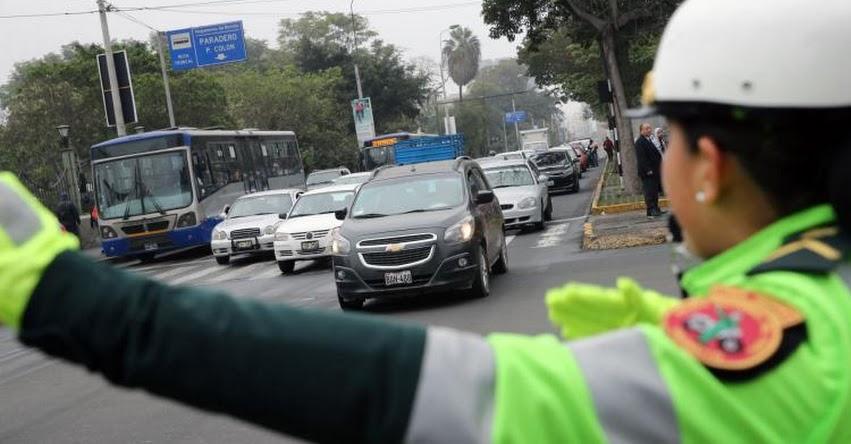 HORA, PICO Y PLACA 2019: Hoy Miércoles 31 Julio NO podrán Circular Vehículos con Placas Par [2, 4, 6 y 8] ORDENANZA N° 2164