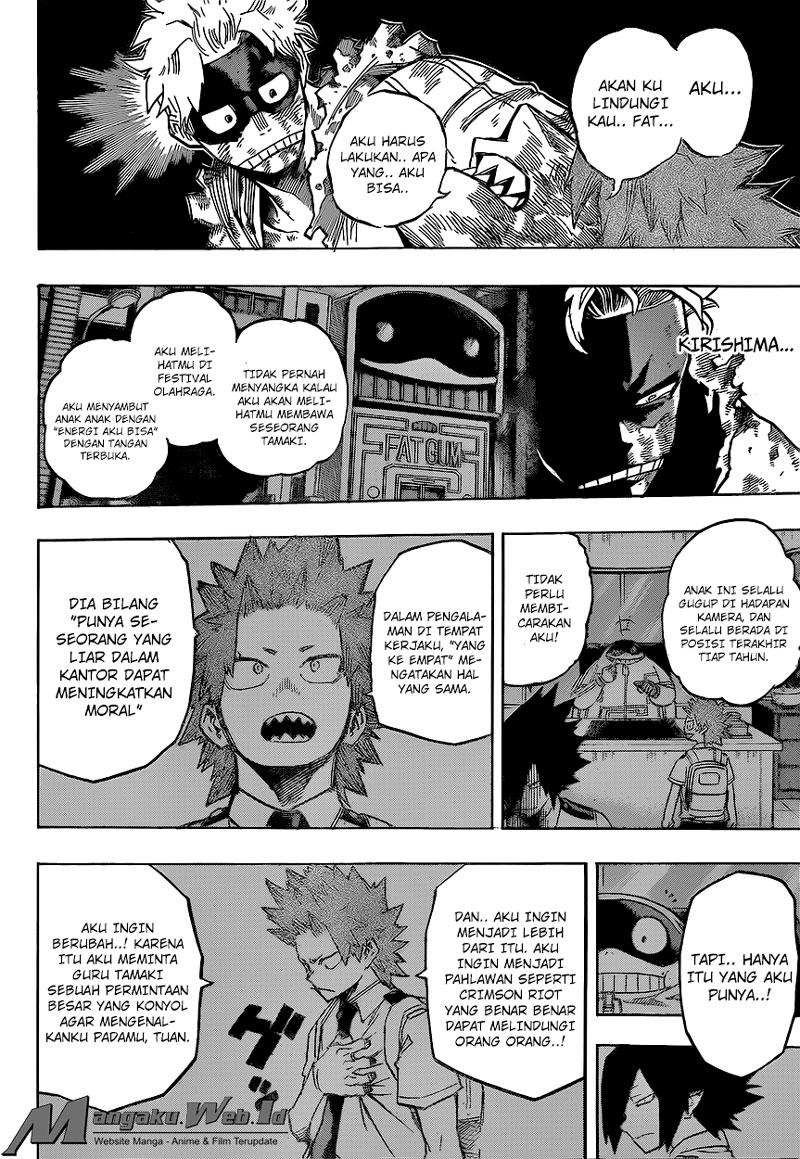 Boku no Hero Academia Chapter 146-4