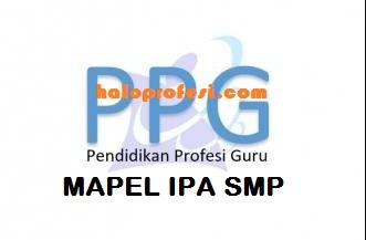 Soal Dan Kunci Jawaban Persiapan Up Ppg Pretest Ukg Mapel Ipa Smp Haloprofesi