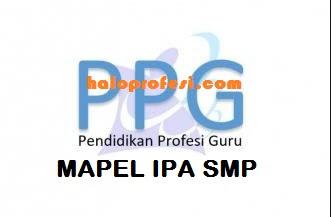 K13 : Soal Dan Kunci Tanggapan Persiapan Up Ppg, Pretest, Ukg Mapel Ipa Smp