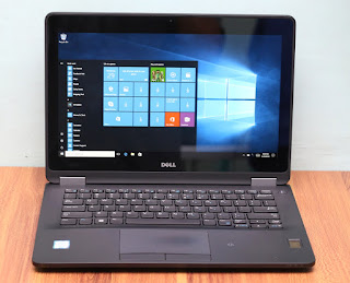 Laptop Dell Latitude E7270 - Spek TInggi