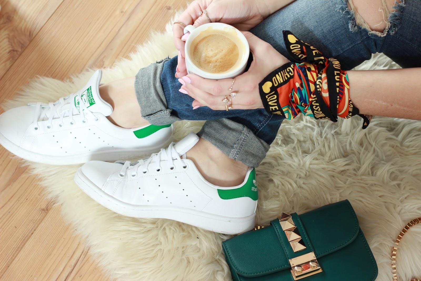 Fashionstylebyjohanna - Stan Smith- Fashionblogger in Adidas - Adidas Shuhe - Weiße sneaker - Fashionblogger - German Fashionblogger