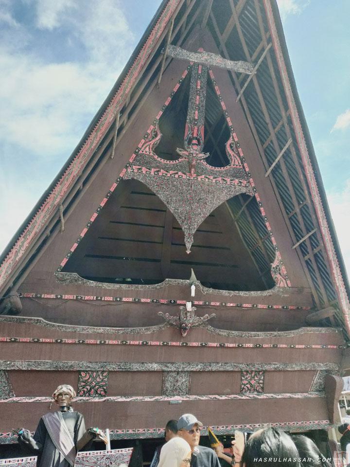Rumah orang Batak