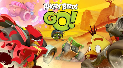Angry Birds Go! Mod Apk + Data for Android