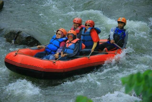 Rafting Cisadane Bogor