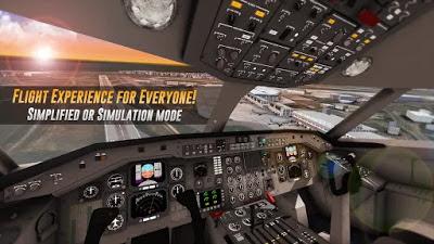 تحميل لعبة الطائرات Airline Commander النسخة المعدلة للاجهزة الاندرويد