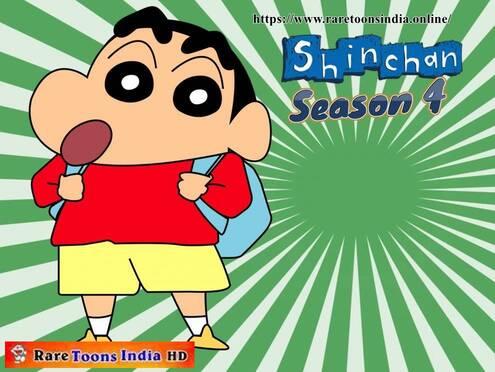 Shin Chan Season 4 Hindi Dubbed Episodes Download HD