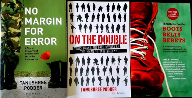 Army Novels by Tanushree Podder