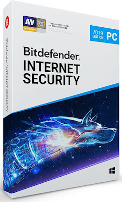 Bitdefender Internet Security 2019 Free Promo for 180 Days