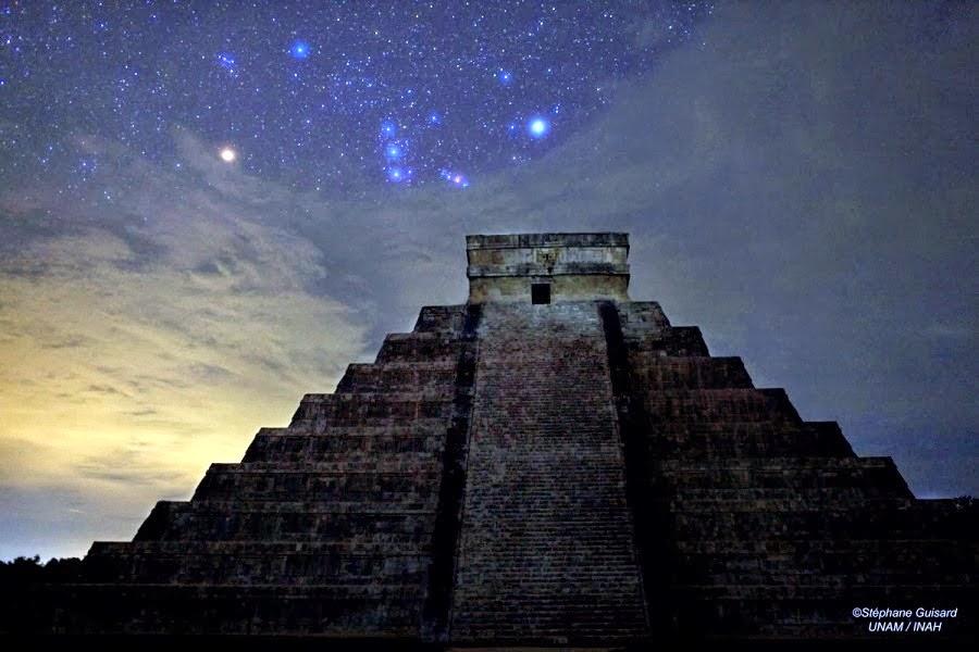 Un brevísimo apunte de arqueoastronomía, Francisco Acuyo
