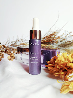 Berapa Harga Wardah Renew You Anti Aging Intensive Serum