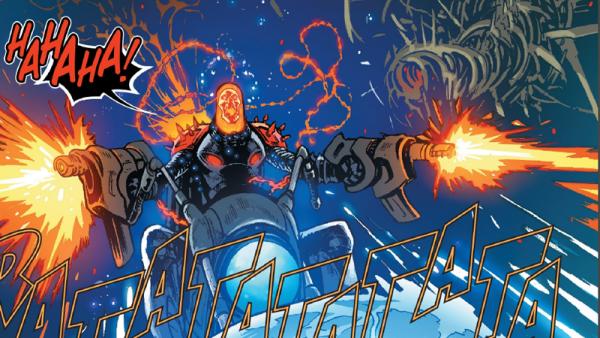 Frank Castle (Bumi-TRN666), Saat Punisher menjadi Ghost Rider