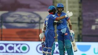 RCB vs DC 55th Match IPL 2020 Highlights