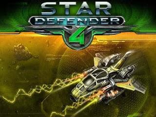 لعبة Star Defender 4