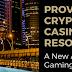 """Providence"" Cryptocoins Berbentuk Kasino"
