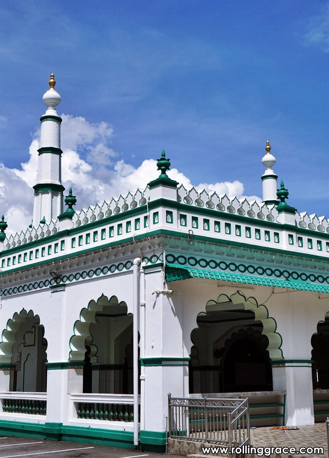 indian muslim mosque ipoh