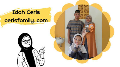 idah ceris family