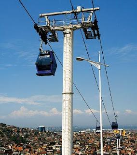 Teleférico Rio de Janeiro