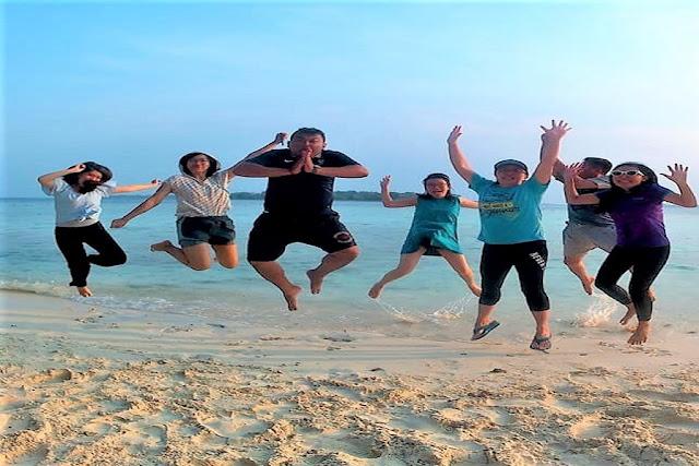 Pulau Harapan Tour Package