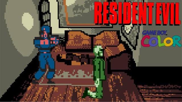 Resident Evil para Game Boy Color
