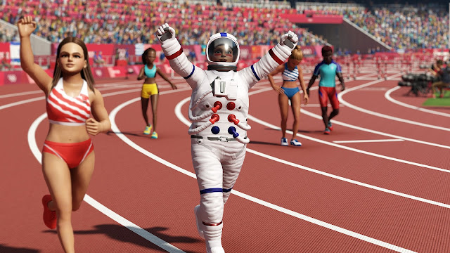 Olympic Games Tokyo 2020 The Official Video Game PC ISO