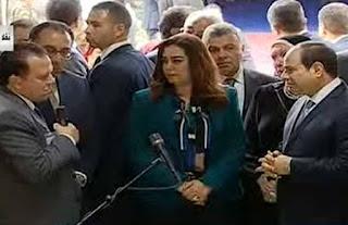 الرئيس عبدالفتاح السيسى يزور دمياط لافتتاح مشروعات تنمويةأبرزها مدينه الأثاث