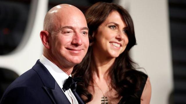 CEO Amazon Jeff Bezos