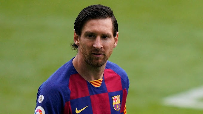 My love for Barcelona will never change' - Lionel Messi announces he will stay at Barcelona