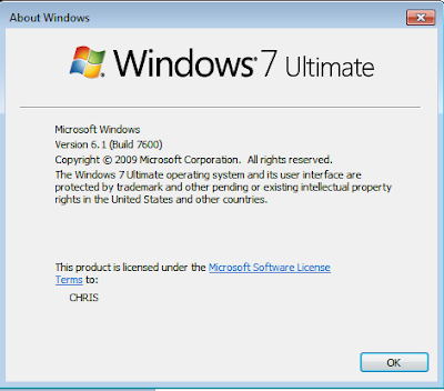 What Version Of Windows Do I have?