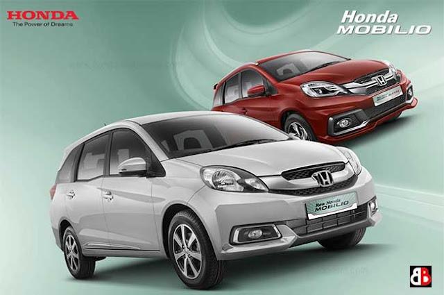 Daftar Harga Honda Mobilio Terbaru