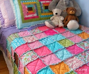 """How to Make Quilt Crafts """"Basic Sewing Techniques"""""""