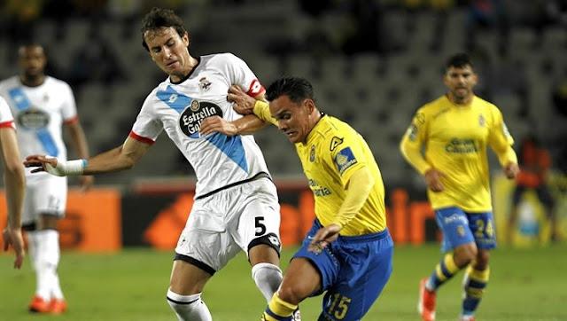 Deportivo La Coruña vs Las Palmas en vivo