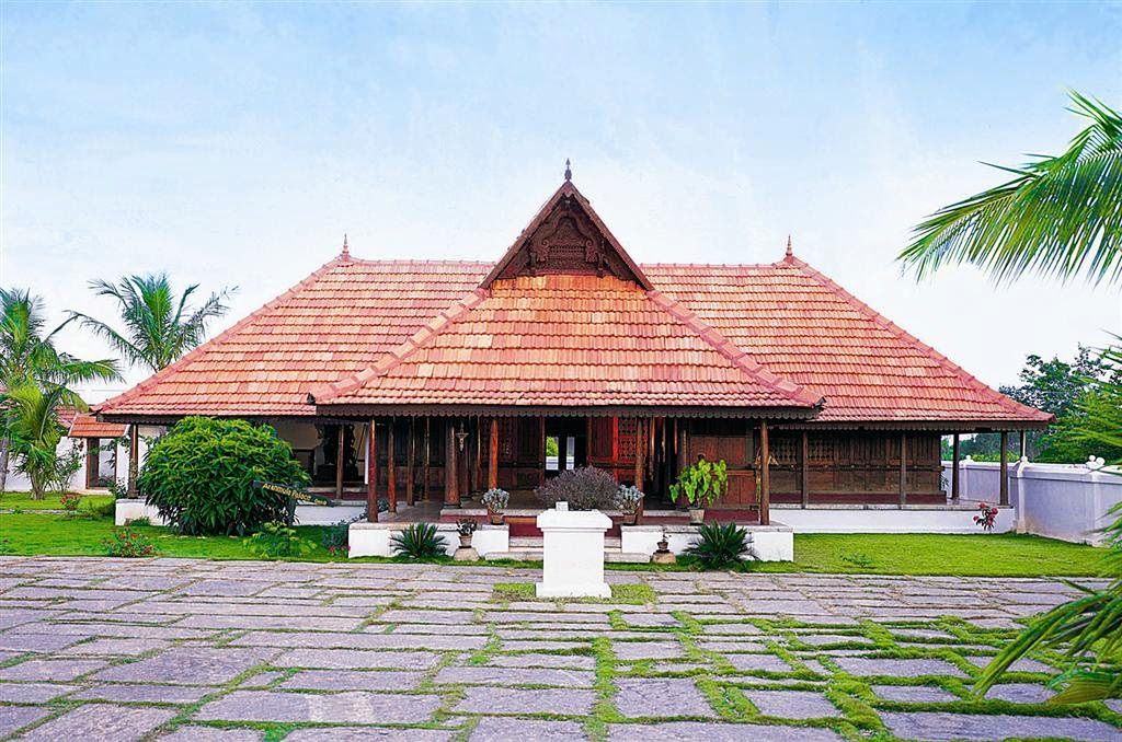 architecture of kerala resort whitefield bangalore