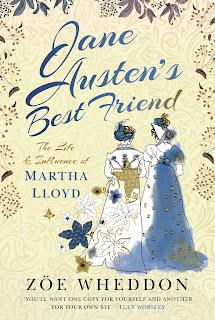 Book Cover: Jane Austen's Best Friend by Zoe Wheddon